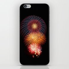 Fireworks Display iPhone Skin