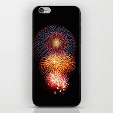 Fireworks Display iPhone Skin