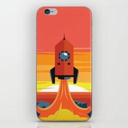 Deco Rocket iPhone Skin