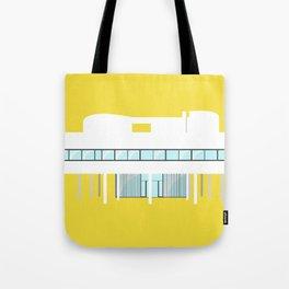 Iconic Houses - Villa Savoye Tote Bag