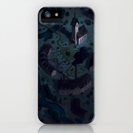 Churchtown iPhone Case