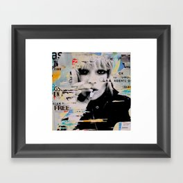 The Tank Framed Art Print