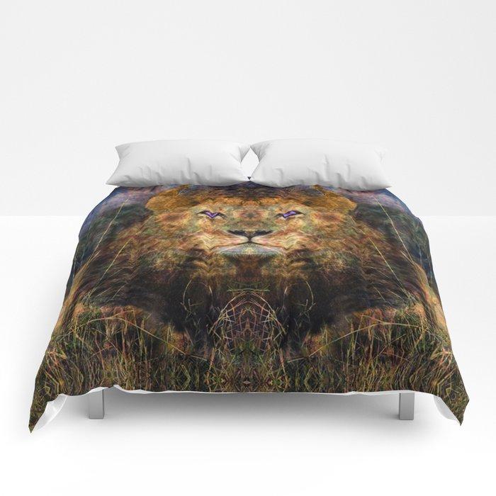 Pacific Lion Comforters