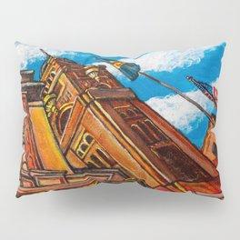Lancaster City Hall Pillow Sham