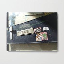 Urban Abstract 100 Metal Print