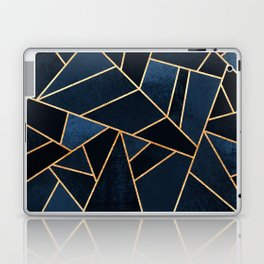Navy Stone Laptop & iPad Skin