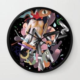 Galactico Wall Clock