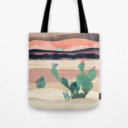 Desert Dawn Tote Bag