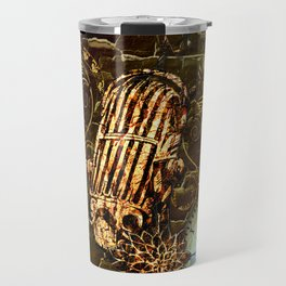 Steampunk, micropphone Travel Mug