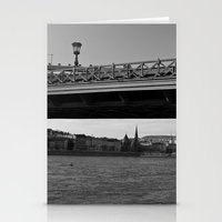 budapest Stationery Cards featuring Budapest by sandor