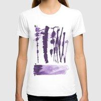 the strokes T-shirts featuring Decorative strokes by Ioana Avram