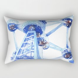 Atomium II Rectangular Pillow