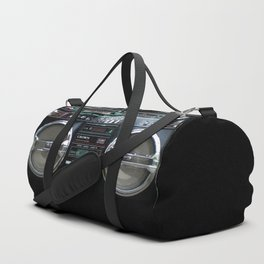 Retro 80's objects - Guetto Blaster Duffle Bag
