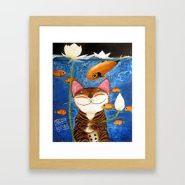 5 Elements - Water Framed Art Print