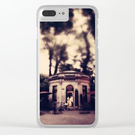 Au Revoir But Not Goodbye Clear iPhone Case