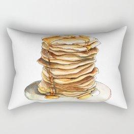 Pancakes Rectangular Pillow