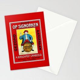 Mechelen doll Stationery Cards