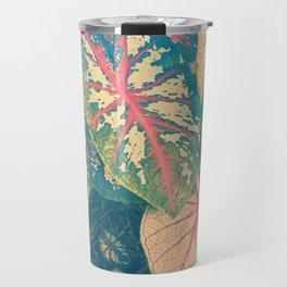 Surreal Caladium Travel Mug