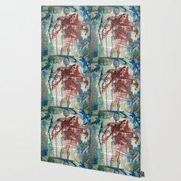 Vesalius Grave digger Wallpaper