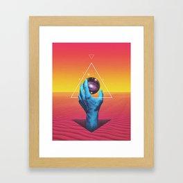 discovery Framed Art Print