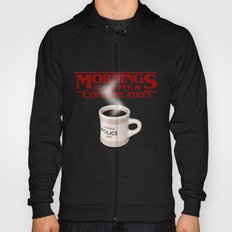 Stranger Things Coffee & Contemplation Hoody