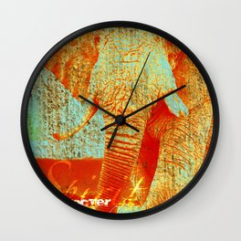 Character that which defines us. Wall Clock