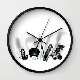 Love Photography Wall Clock