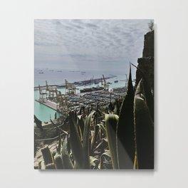 #sea Metal Print
