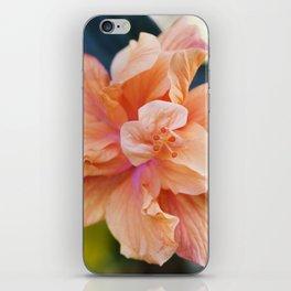 Jane Cowl Tropical Hibiscus Alternate View iPhone Skin
