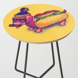 Chicago Dog Side Table