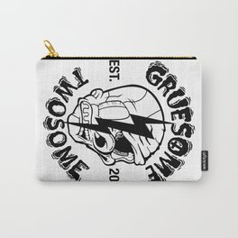 Gruesome Twosome 2013 Carry-All Pouch