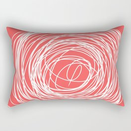 Nest of creativity Rectangular Pillow