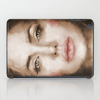 angelina jolie iPad Cases featuring Jolie by Dnzsea