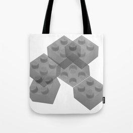 Brixed Mixed Tote Bag