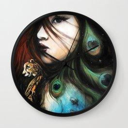 Gaia Wall Clock