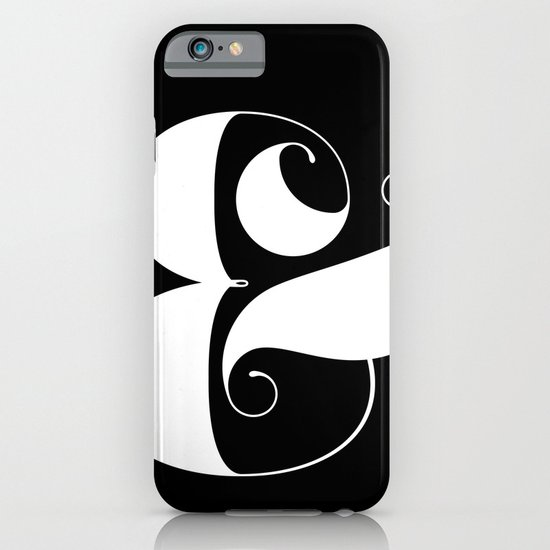 Inverse Ampersand iPhone & iPod Case