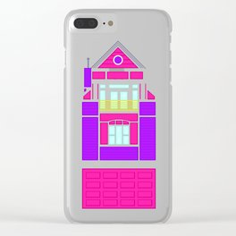 Barbie House Clear iPhone Case