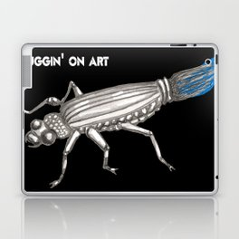 Buggin on Art Laptop & iPad Skin