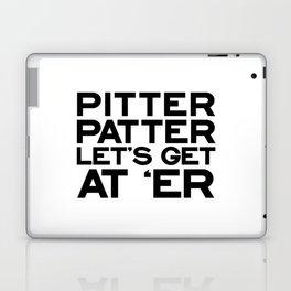 PITTER PATTER Laptop & iPad Skin