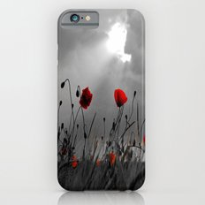 Only poppies... Slim Case iPhone 6s