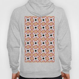 Antic pattern 10- from LBK ceramic colors Hoody