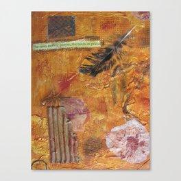 Nature Series 1 Canvas Print