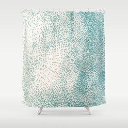 Dots 1 Shower Curtain
