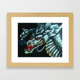 graydragon Framed Art Print