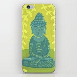 Buddha B iPhone Skin