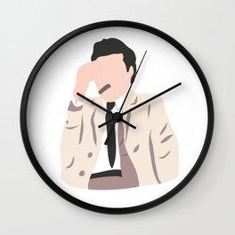 Columbo Wall Clock