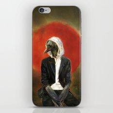 Sadcrow iPhone & iPod Skin