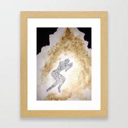 The Cave of Reveries Framed Art Print
