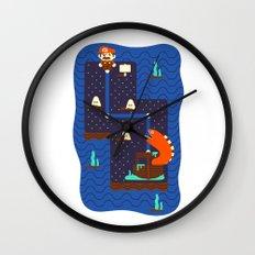 Overworld: Deep Wall Clock