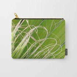 Palm Fan Art Carry-All Pouch